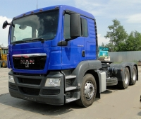 Тягач MAN TGS 26.440 6x4 BLS-WW (кабина L)