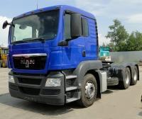 Тягач MAN TGS 26.440 6x4 BLS-WW (кабина L)