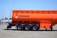 Бензовоз полуприцеп BONUM Premium V 38 m³