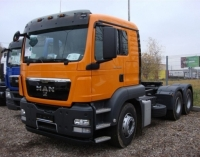 Тягач MAN TGS 33.480 6x4 BLS-WW (кабина L)