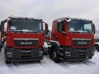 Тягач MAN TGS 33.440 6x4 BBS-WW (кабина L)