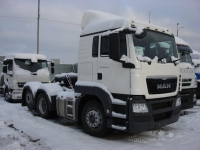 Тягач MAN TGS 26.440 6x2-2  BLS-WW (кабина L)
