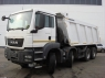 Самосвал MAN TGS 41.400 8x4 BB-WW Meiller 20 кубов