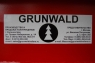 Полуприцеп самосвальный Grunwald system Langendorf 27 кубов