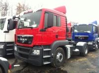 Тягач MAN TGS 19.400 4x2 BLS-WW + A/C (кабина L)