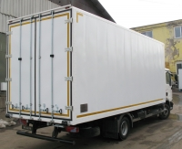 Фургон МАН промтоварный на шасси MAN TGL 12.180
