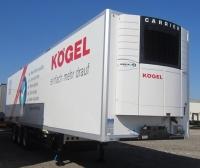 Полуприцеп-рефрижератор на пневмоподвеске Kogel (Кегель)  Cool PureFerro SIKT 24 P 50 / 1.110 с допельштоками