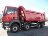 Самосвал MAN TGS 41.400 8x4 BB-WW FG Group 20 куб.