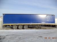 KÖGEL Fahrzeugwerke GmbH шторный бортовой полуприцеп SNCS 24 P 90/ 1.110