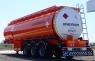 Бензовозы полуприцепы BONUM Premium V 40 m³