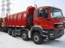 Самосвал MAN TGS 41.400 8x4 BB-WW Бецема 20 куб.