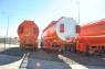 BONUM полуприцеп-бензовоз Premium V 32 m³