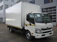 Изотермический фургон Hino 720 DLX