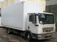 Автомобиль MAN TGL 12.180 промтоварный фургон
