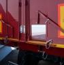 Полуприцеп Мега (MEGA) стальной с клапан-воротами 50 кубов